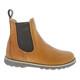KAVAT Unisex Bods EP Boots Light brown